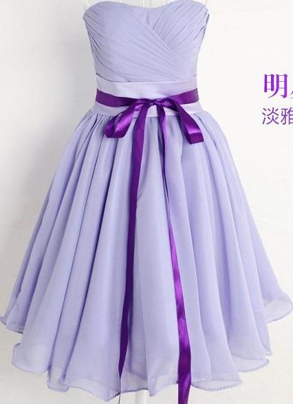 短款小礼服